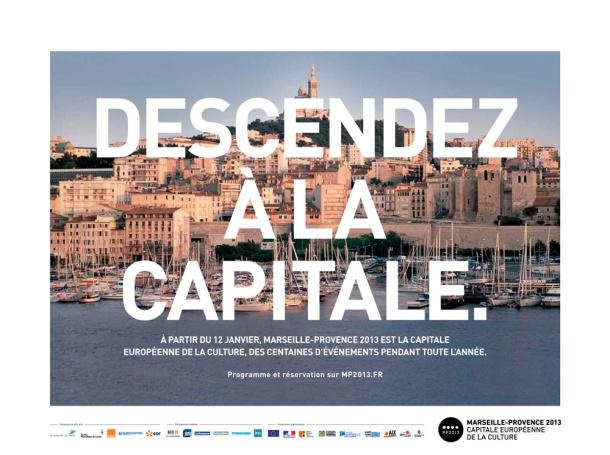 Marseille, capitale européenne de la culture1