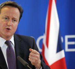 David Cameron oublie le Parlementeuropéen
