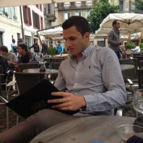 Stefano Marmo, un an de stage auParlement