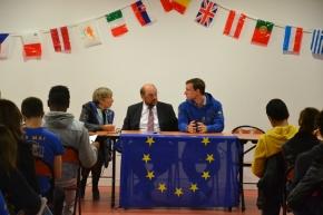 Martin Schulz : «Nous sommes en train de perdre la confiance de nos citoyens»
