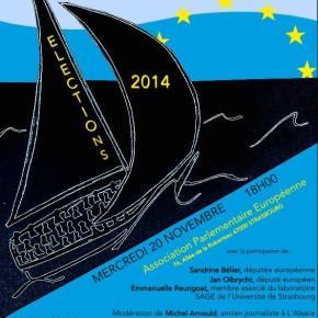 Conférence : «Elections européennes de 2014 : une nouvelle donne démocratique ? La citoyenneté européenne en question»