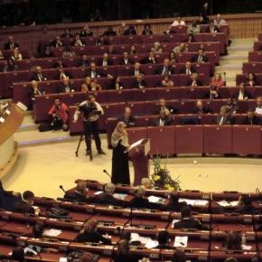 Le discours pour la paix de Tawakkol Karman, prix Nobel de lapaix