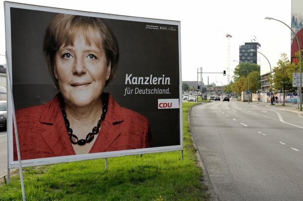 A l'issue des élections législatives du 22 septembre, la CDU-CSU avait obtenu 311 sièges sur les 630 du Bundestag.  © Alessandro Amodio/Flickr