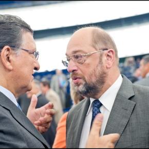 Schulz, le challenger