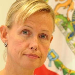 Rencontre avec Alice Walpole, ambassadrice britannique àLuxembourg