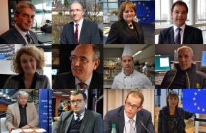 Notre webdoc «Les visages du Parlement européen» est en ligne!