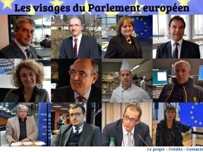 Webdocumentaire : «Les visages du Parlement européen»