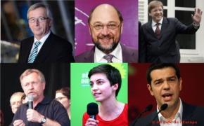 La voix des candidats UE : 23mai