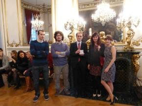 Au Café de l'Europe, Média Citoyen 2014!